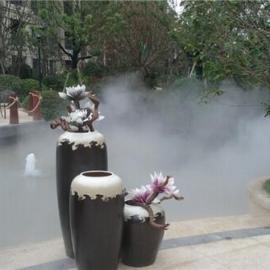 动物园美景系统-喷雾美景系统-美景喷雾班机