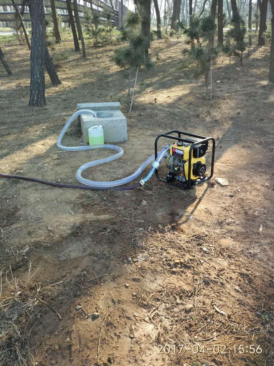 伊藤2寸柴油机水泵YT20DP现货供应