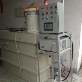 高频电铸设备,电铸PP槽,高频电铸电源