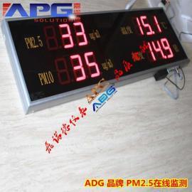顺德PM2.5显示屏