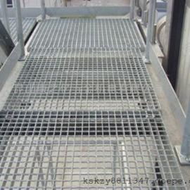 平台型钢格板