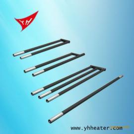 U型硅碳棒加热管生产厂家