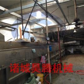 鸡鸭鹅屠宰设备可靠生产厂家诸城昊腾机械
