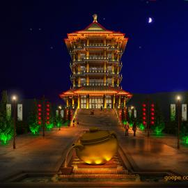 LED夜景工程