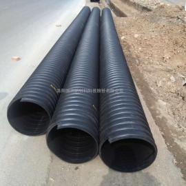 500PE钢带管,增强钢带排污管
