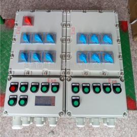 水泥厂用粉尘防爆配电箱/控制电机防爆动力箱