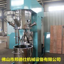 广东行星动力混合机 电子胶搅拌机 电子硅胶生产设备