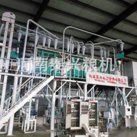 自动玉米磨粉机,电动玉米制糁机,玉米芯加工设备