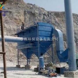 矿山石料厂选布袋除尘器治理粉尘提高工作效率必备