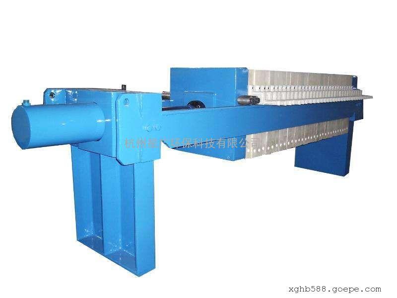 程控自动压滤机板框压滤机厂家直销