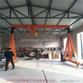 电动2吨龙门架厂家简易龙门架3吨龙门架深圳1吨龙门架