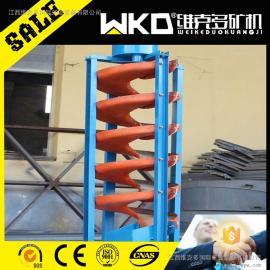 广东厂家直销洗煤全套设备 实验室5LL400螺旋溜槽价格