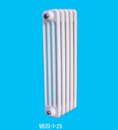 工程用QFGZ409钢制柱型散热器