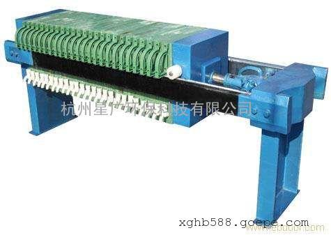 杭州压滤机厂家板框压滤机厂家直供