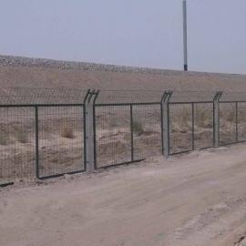 墨绿色Q235Y型柱护栏网