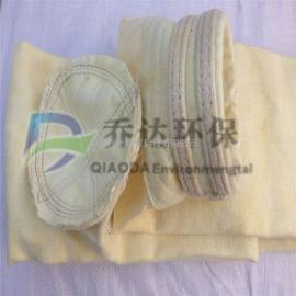 厂家直销耐除尘布袋滤袋 覆膜涤纶高温针刺毡滤袋除尘滤袋