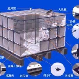 深圳不锈钢生活水箱厂