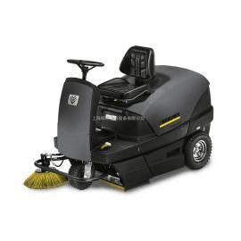 德国凯驰扫地车 KM100/100 驾驶式扫地机