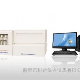厂家供应微机碳氢分析仪,煤炭快速测氢仪