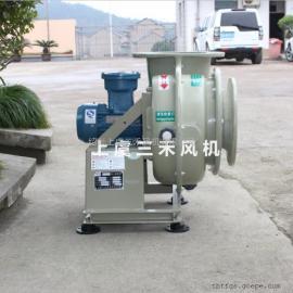 三禾玻璃钢防爆防腐离心风机 FRP喷淋系统配套设备