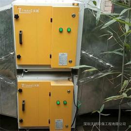 云南昆明高压静电油烟净化器快速解决油烟污染问题