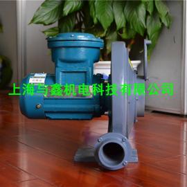 油气输送专用防爆风机@氢气氮气输送专用中压防爆风机