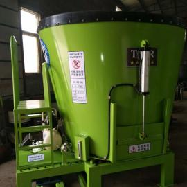 单搅龙立式TMR饲料搅拌机的生产厂家