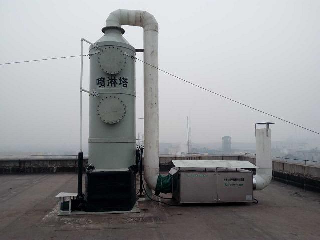 VOC光解废气净化设备