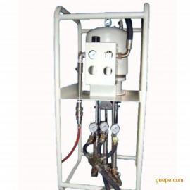 生产ZBQS-10-10气动双液注浆泵
