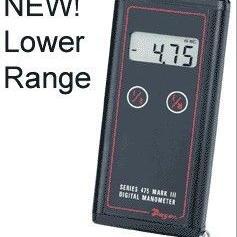 德威尔 475系列Mk Ⅲ型 手持式数字压力计