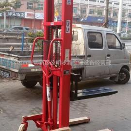 深圳液压堆高机,模具堆高叉车
