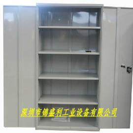 铁板工具柜,非标订制不锈钢工具柜,双开门五层工具柜