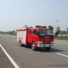3吨水罐消防车价格