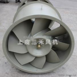 三禾GXF系列斜流风机 钢塑高压斜流式风机
