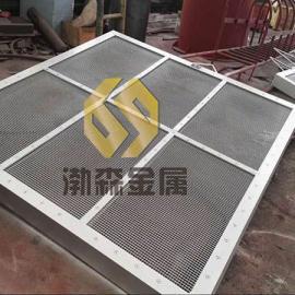 直线振动筛板 不锈钢弧形回转式振动筛板