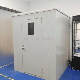 浙江杭州静音房 隔音房 隔声罩 消声室 车间降噪产品 一清