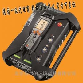 锅炉厂烟气分析仪德图testo350