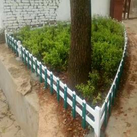 蚌埠PVC护栏厂家生意红火-蚌埠pvc塑钢护栏-花坛栅栏