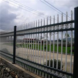 厂家直销高品质喷塑锌钢护栏 组装式镀锌栅栏/颜色全寿命长