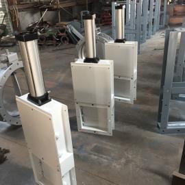 手动插板阀 气动电动挡板阀 碳钢材质闸阀 来图定制 耐磨