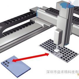 现货供应台湾SATA直线导轨 线性模组
