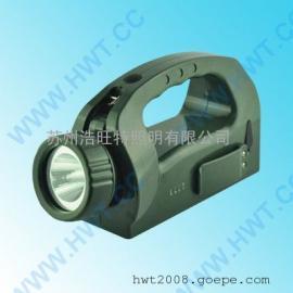 手摇发电多功能固态节能巡检强光灯