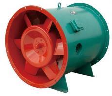 越舜XGF(HTF)消防高温排烟通风轴流式风机