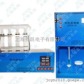 定氮仪蒸馏器使用说明