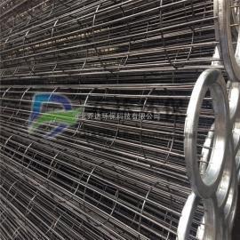 北京镀锌除尘器骨架 工业用除尘袋笼 乔达环保袋笼