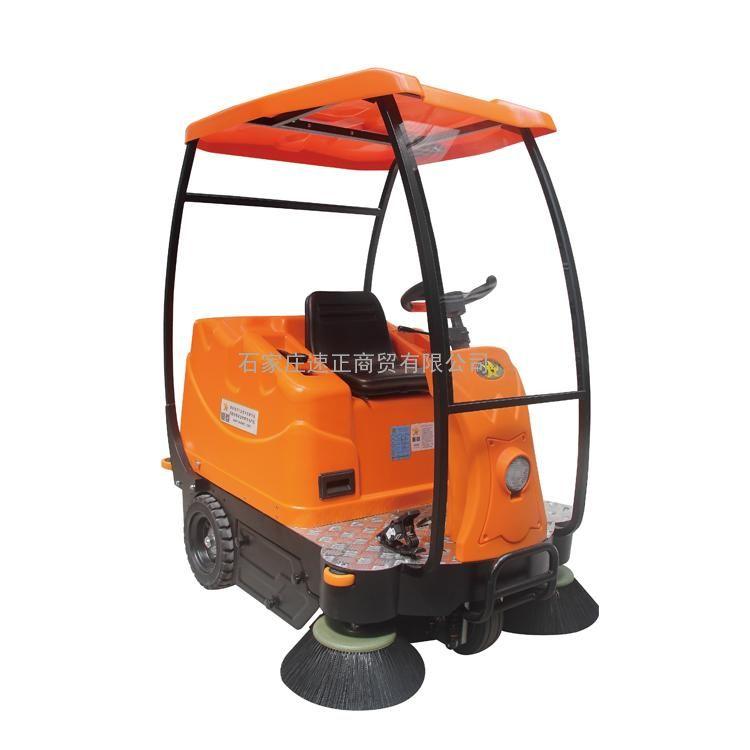 供应石家庄欧洁驾驶式扫地机SV3总代可喷水的扫地机现货价位