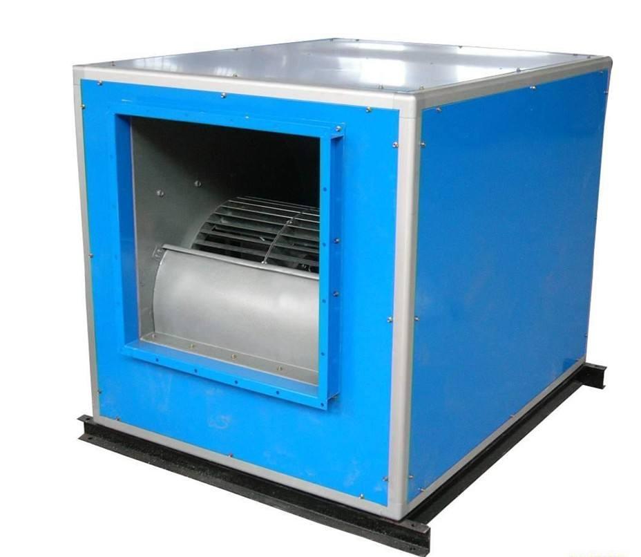 越舜HTFC低噪声消防排烟柜式离心风机箱