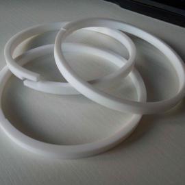 四氟活塞环,特氟龙导向环,PTFE耐腐蚀挡圈,耐磨环
