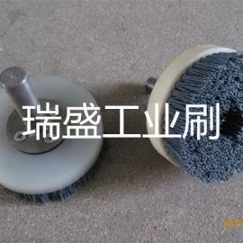 碳化硅带杆端面刷