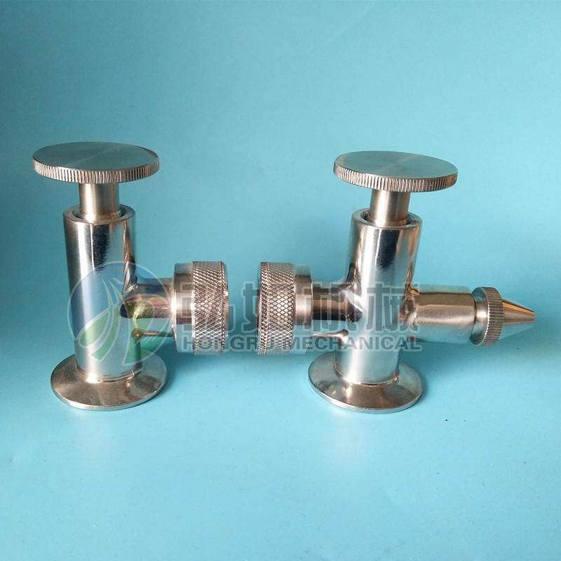 快装考克液位计、快装玻璃管液位计、考克液位计、卫生级液位计